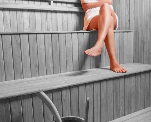 Sauna - Personal Fitness Centrum Westerwatering