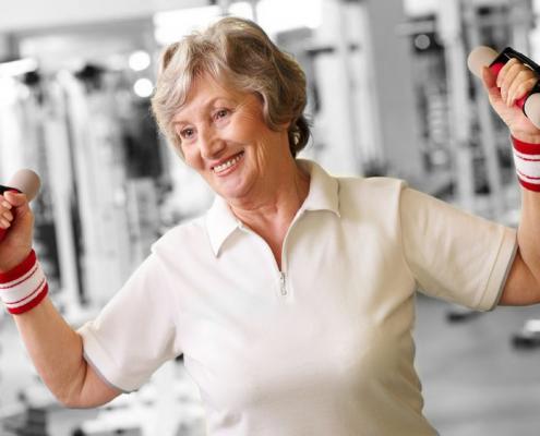 senioren fit - personal fitness centrum - westerwatering zaandam