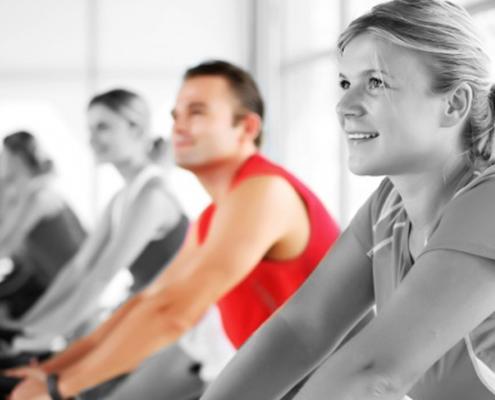 spinning - personal fitness centrum westerwatering zaandam